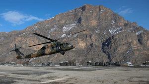 Hakkari'de PKK'ya hava operasyonu