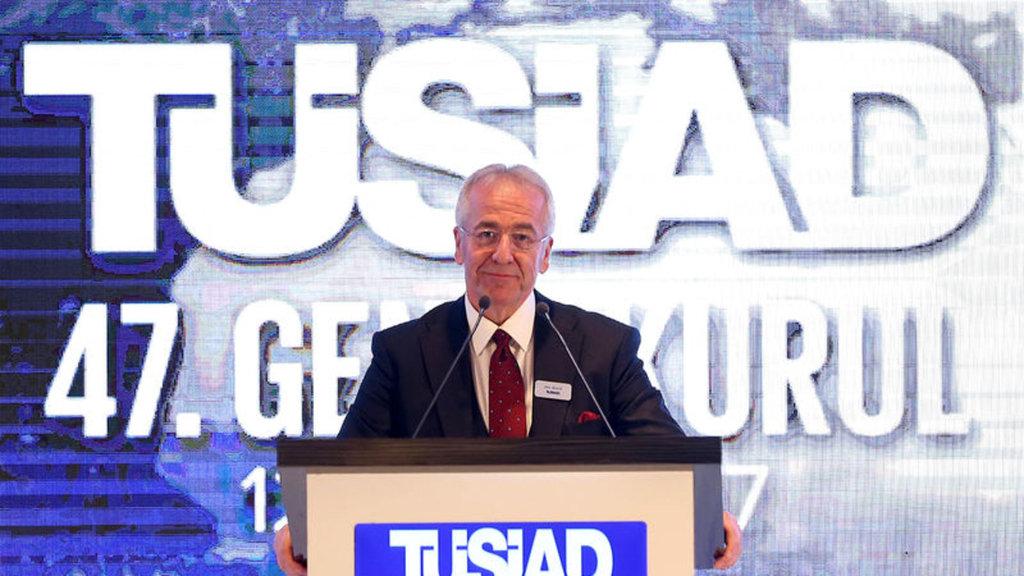 TÜSİAD'dan AKPM açıklaması