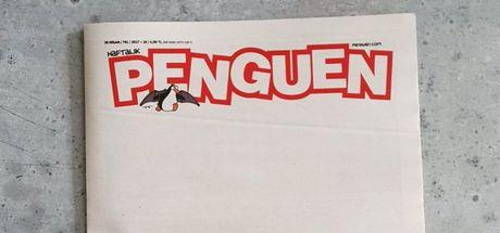 Penguen dergisi kapanma nedenini takipçileriyle paylaştı