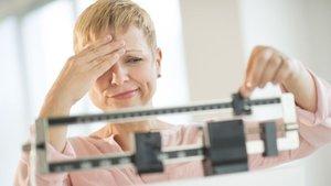 Menopozla gelen kilolara dikkat!