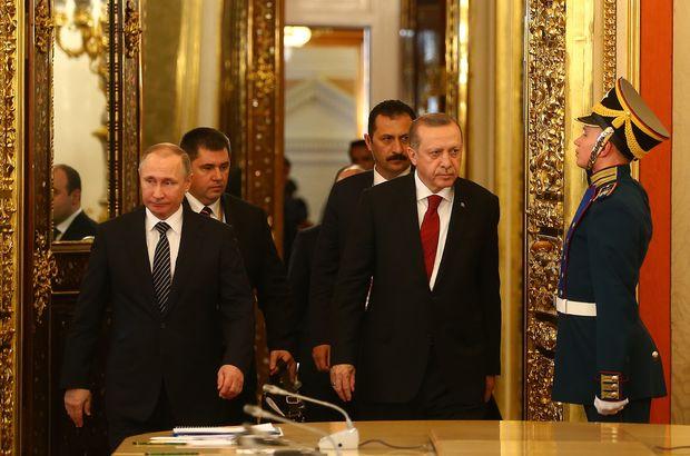 Erdoğan'ın Putin sözleri hakkında Kremlin'den açıklama!