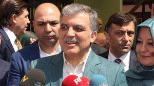 Abdullah Gül iddialarına çifte açıklama