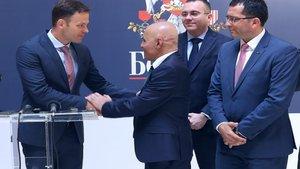 Türk tekstil firmasından Sırbistan'a önemli yatırım