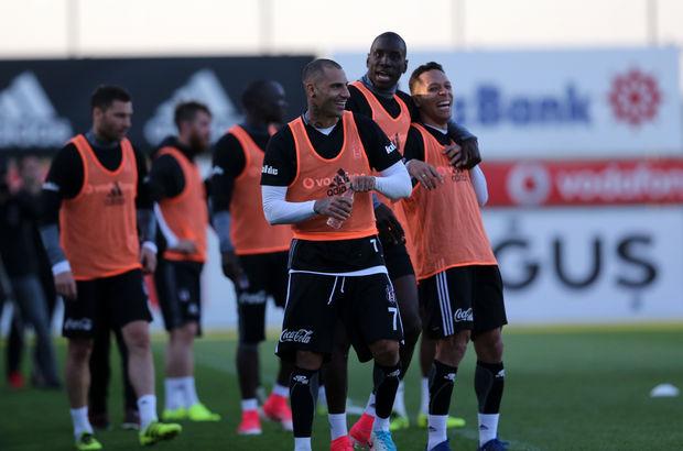 Beşiktaş'ta Başakşehir hazırlıkları
