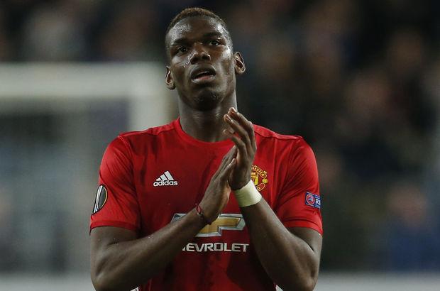 Paul Pogba, Manchester City maçında yok
