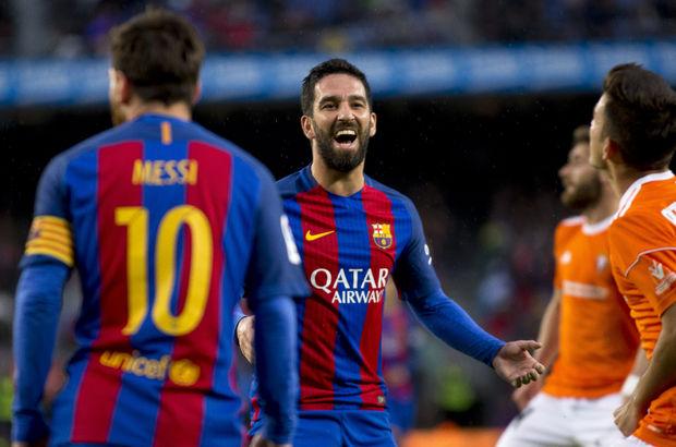 Barcelona: 7 - Osasuna: 1 | MAÇ SONUCU