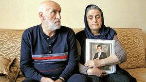 Uğur Kurt'un anne ve babası: Umudumuz sayın Cumhurbaşkanı'nda