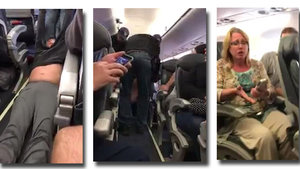 Skandal yaratan United Airlines'tan yeni karar!