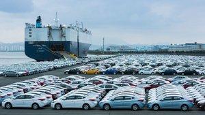 Otomobil firmaları ihracatta hız sınırını aştı