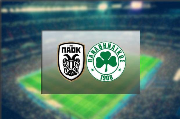 PAOK - Panathinaikos maçı hangi kanalda, saat kaçta?