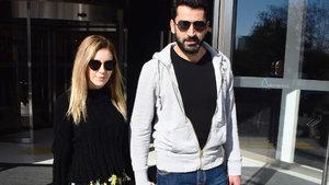 Kenan İmirzalıoğlu, yeni projesi için sakal bırakmaya başladı