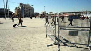 Taksim'de 1 Mayıs için güvenlik önlemi