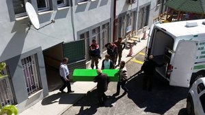 Trabzon'da kayıp kadının cesedi ağaca asılı bulundu