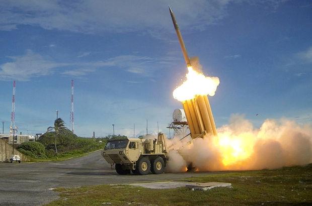 ABD'nin Güney Kore'ye yerleştirdiği füzeler Çin'i kızdırdı!