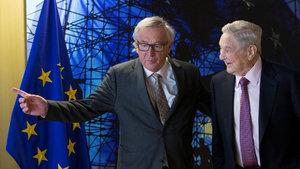 Brüksel'deki 'Soros görüşmesi' Macaristan'ı kızdırdı!