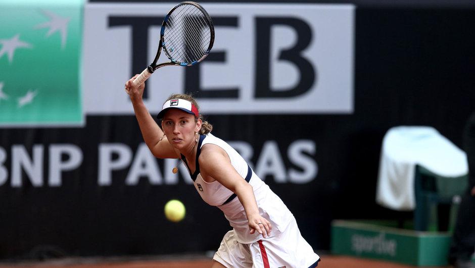 Elise Mertens TEB BNP Paribas Uluslararası Kadınlar Tenis Turnuvası