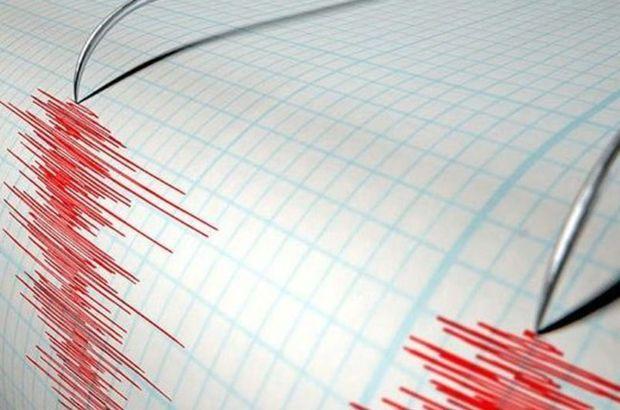 SON DAKİKA - Yunanistan'da deprem!