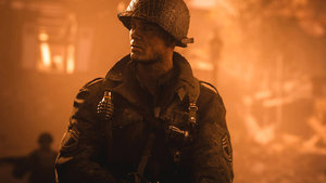 Call of Duty World War II fragmanı yayınlandı