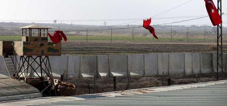 Suriye tarafından hudut karakoluna havan mermisi atıldı