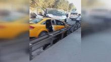 Maltepe'de korkunç kaza: 2 ölü, 3 yaralı