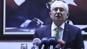 SON DAKİKA! YSK Başkanı referandumun kesin sonuçlarını açıkladı