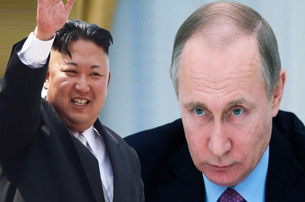 Putin'den Kuzey Kore çağrısı