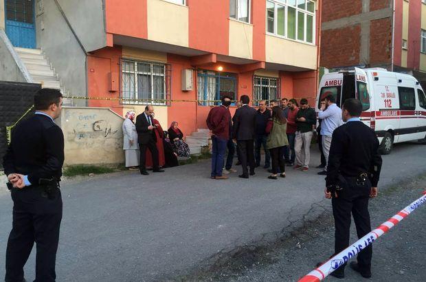 İstanbul'da kadın cinayeti! Evden silahla çıkan eski eşi aranıyor!