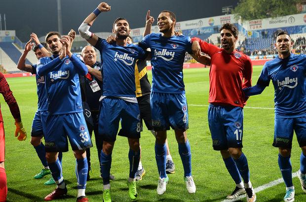 Kasımpaşa: 3 - Atiker Konyaspor: 2 | MAÇ SONUCU