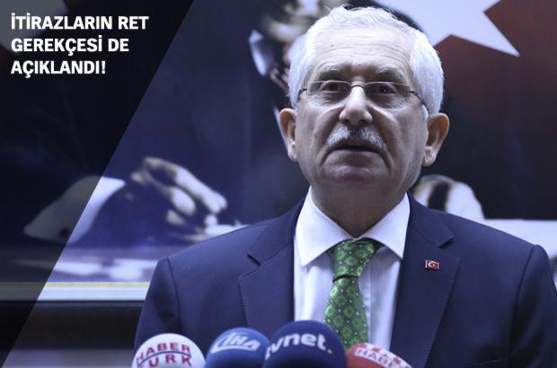 SON DAKİKA! YSK, referandumun kesin sonuçlarını açıkladı!