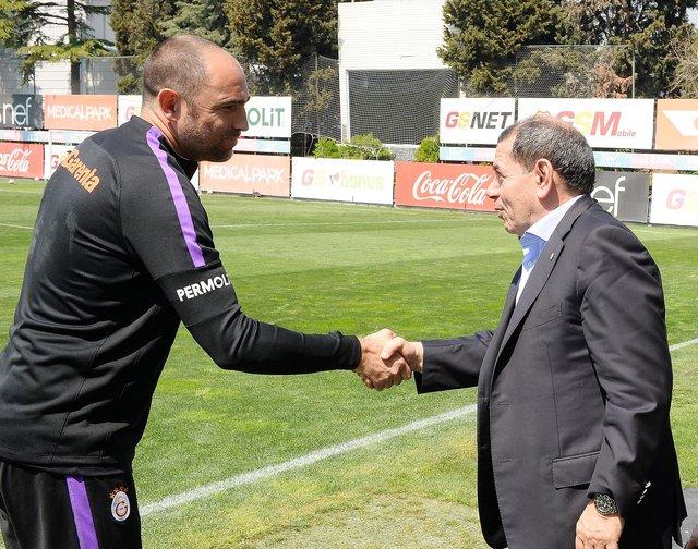 Galatasaray, Dursun Özbek'le geriye gidiyor!
