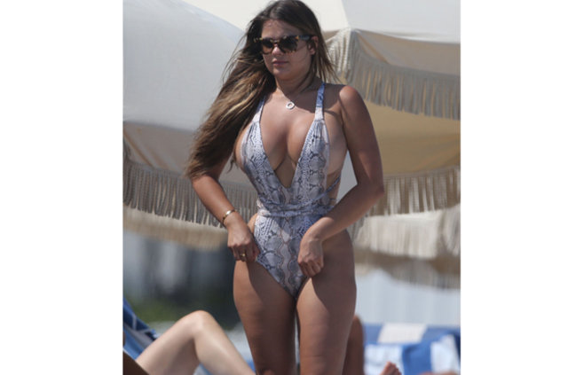 Anastasia Kvitko Miami'de