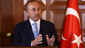Dışişleri Bakanı Mevlüt Çavuşoğlu: Teröristten yerel partner olmaz