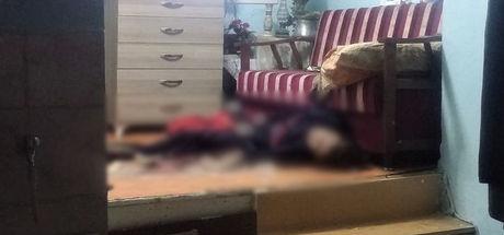 Annesini boğarak öldürdü, polis tarafından yakalandı