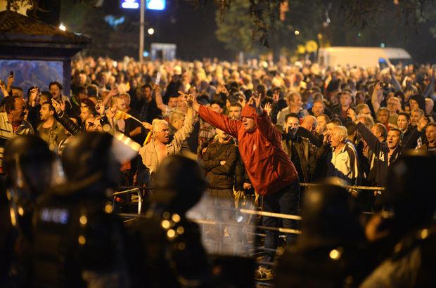 BM'den Makedonya açıklaması