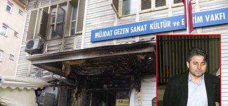 Müjdat Gezen Sanat Merkezi'ni kundaklayan Mehmet Ali Aligül tahliye edildi