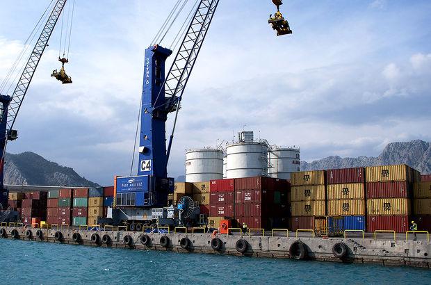 Dış ticaret rakamları açıklandı