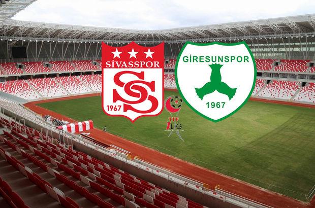 Sivasspor - Giresunspor