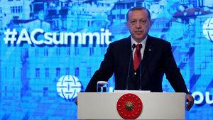 Cumhurbaşkanı Erdoğan'dan dünyaya sitem: Kendim söyledim, kendim dinledim