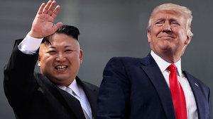 ABD Başkanı Trump'tan 'Kuzey Kore' açıklaması