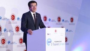 Türkiye E-ticaret Zirvesi'nde Zeybekci açıklamlarda bulundu