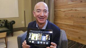 Amazon'un kurucusu Jeff Bezos'un serveti 80 milyar doları geçti