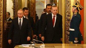 Kremlin'den Erdoğan-Putin görüşmesine dair açıklama