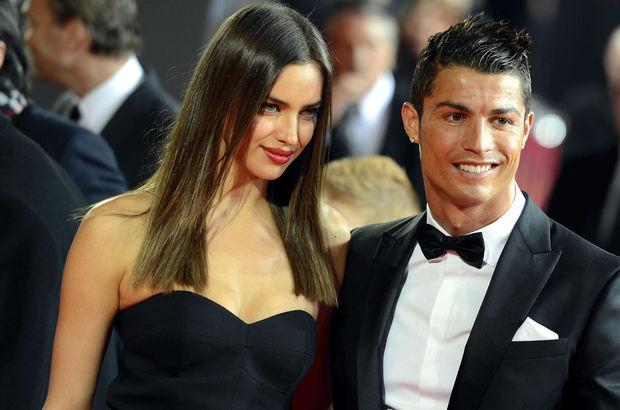 Ronaldo, Irina'yı unutamıyor!