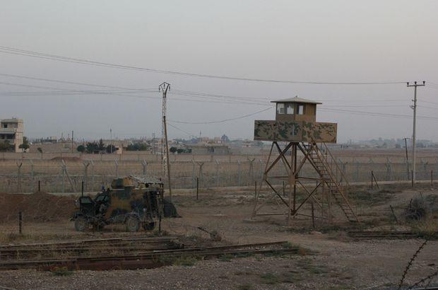 SON DAKİKA - TSK'dan açıklama: Suriye tarafından, PKK/PYD bölgesinden saldırıda bulunuldu