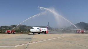 Rusya'dan ikinci charter Antalya'ya geldi