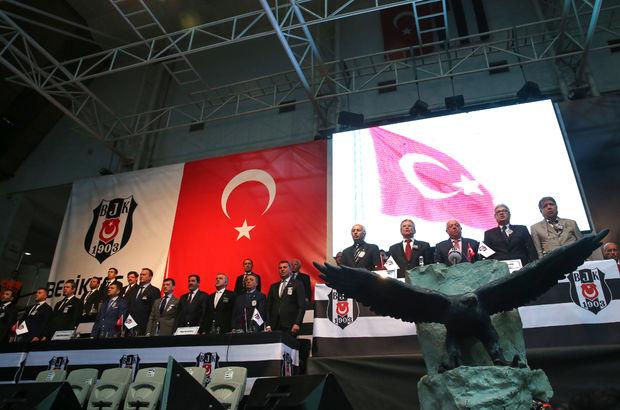 Beşiktaş,genel kurul tarihini açıkladı