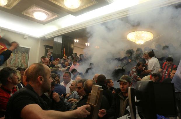Dışişleri'nden Makedonya'daki siyasi krizle ilgili açıklama