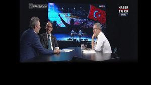 İbrahim Kalın'a Habertürk TV canlı yayınında büyük sürpriz