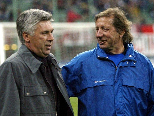 Ancelotti'nin kupa müzesi!