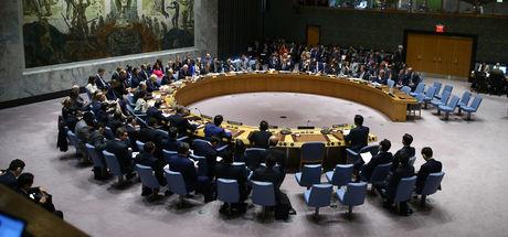 """BM Güvenlik Konseyinde """"Kuzey Kore"""" toplantısı"""